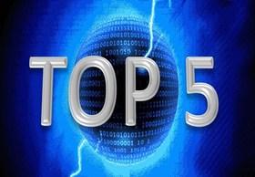 Top 5 auto company